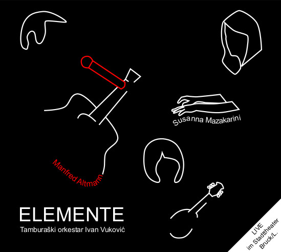 Audio CD Elemente