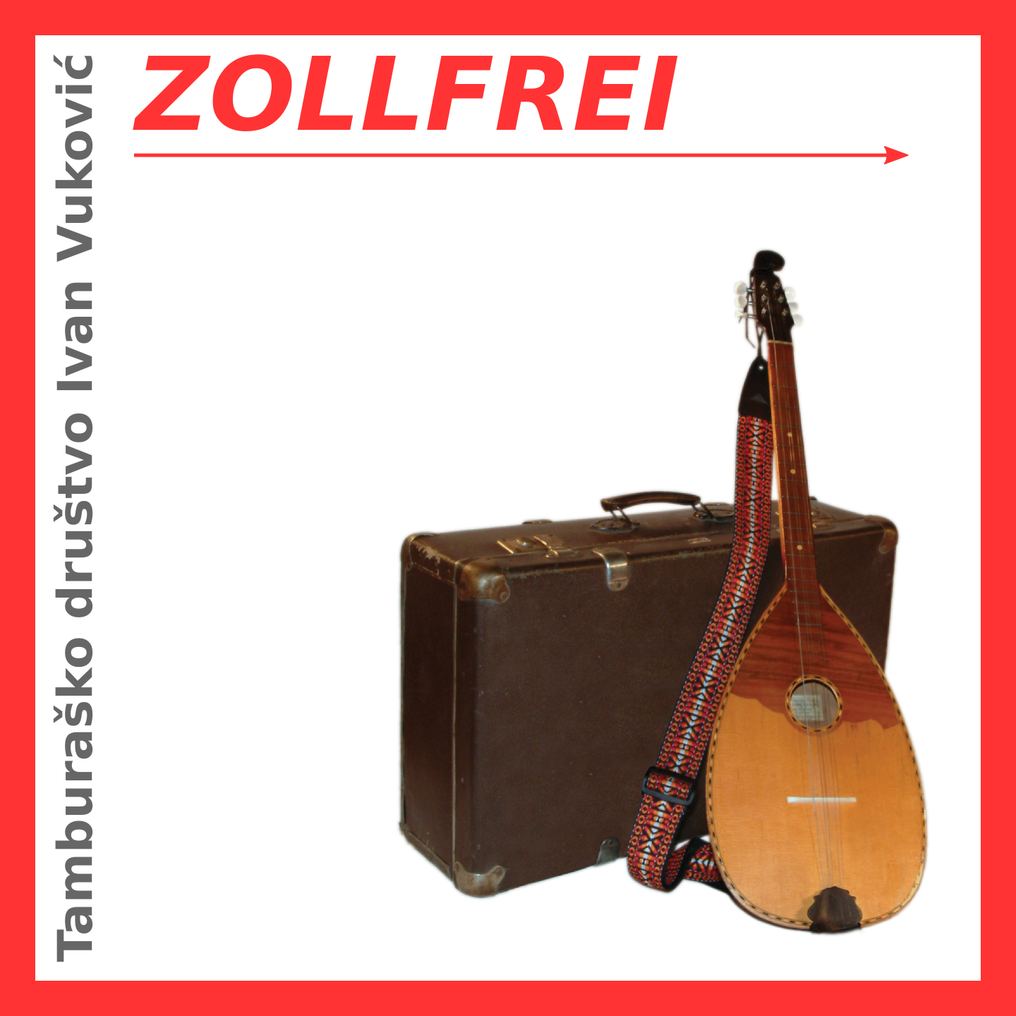 Album Zollfrei, Import